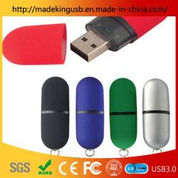 Cadeau d'affaires Multi-Color facultatif U de disque de façon personnalisée rouge à lèvres lecteur Flash USB