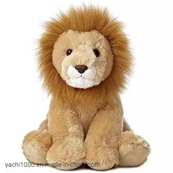 Venda por grosso Peluche Soft recheadas Brinquedos Animal Leão de pelúcia