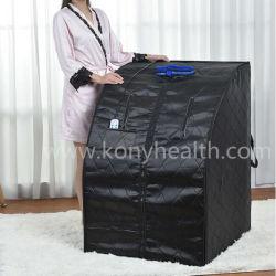Stanza portatile & pieghevole di sauna di Infrared lontano con la tenda del bagno del panno e la forte presidenza, come la strumentazione di salute e strumentazione di bellezza