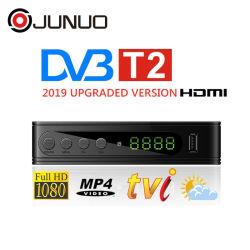 Voller HD DVB-T2 Empfänger-gesetzter Spitzenkasten-Decoder auf lagerwaren-Digital-für Malaysia-Markt