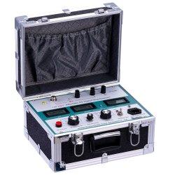 جهاز اختبار مقاومة العزل عالي الجهد الرقمي القابل للضبط GM-10kv 0.5، 1، 2.5، 5، 10 kv