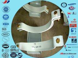Proyecto de construcción del gasoducto /oferta asequible y la calidad de sonido q rígido235 /Q345 o el tubo de sillín admite Ss /el adaptador de tubería 02