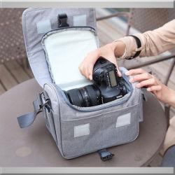 Modo e sacchetto impermeabile della macchina fotografica nel formato medio, sacchetto dell'imbracatura & sacchetto di spalla conveniente trasportare per Nikon, Canon, Drsl, sacchetto della macchina fotografica di Digitahi