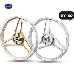 Groothandel populaire verkoop Praktische Dy100 motorfiets Aluminium Wheel