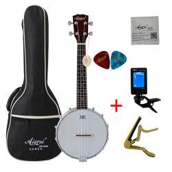 Aiersi Professional som agradável Concerto Musical Instrument Banjo