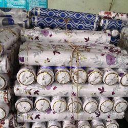 Günstige Polyester Stoffrollen Myrtle Afrika Bedruckte Vorhang Lycra Platten