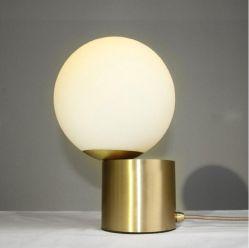 Creatvie американском стиле латунного цвета старинная вилла с гостиной прикроватные лампы