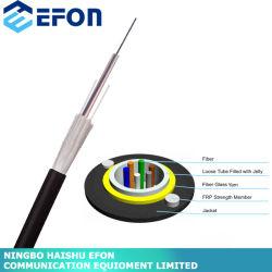 GYFXTY-Fg стеклянной пряжи бронированные Uni-Loose трубы все диэлектрической оптоволоконный кабель (Span 80м)