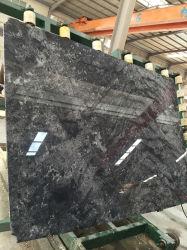 Nouvelle dalle de granit noir nommé star de l'océan avec prix d'usine