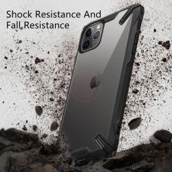 Il nuovo arrivo TPU&PC che materiali originali della cassa del telefono mobile impermeabilizzano Anti-Cade iPhone 11PRO delle FO massimo