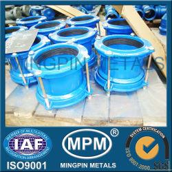 Accoppiamento rigido scanalato ferro duttile degli accessori per tubi ed accoppiamento flessibile