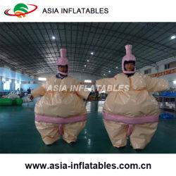Fatos de Sumo acolchoado de espuma para venda, Ringue insufláveis