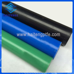 高品質青色キャストナイロンロッド、緑黒色 MC ナイロン チューブプレート(チューブプレート)