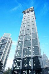Système de stationnement de la tour de 25 étages