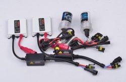 Тонкий комплект ксеноновых огней высокой интенсивности H1, H3, H4, H7, H8, H10 9005 9006 9007 высокой интенсивности