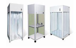 Limpar Stoker para laboratórios e salas brancas