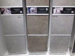 Matériaux de construction de la promotion de la conception de la Porcelaine poli Fs vitrage rustique en pierre naturelle des sols en bois décoration céramique le Mur de Marbre Matte Salle de bains Granite Tile
