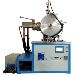 1800c IGBT Zwischenfrequenz-Vakuuminduktions-schmelzender Ofen verwendet durch Abteilung Materialsresearch