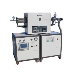Haute température vide horizontale MCV Tube de quartz Four de la machine