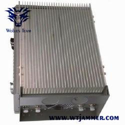 380W Stoorzender van de Band van de hoge Macht de Multi (4 banden met 4 antennes)