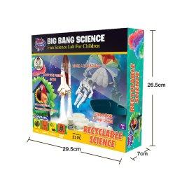 Big Bang Ciência Ciência recicláveis Kit de Ciências da Natureza