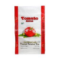 1kg 2kg 5kg 25kg 50kg plástico Farinha Vazio/Arroz/APC/Grãos/Sand /PP Fertilizante Tecidos Saco Personalizado