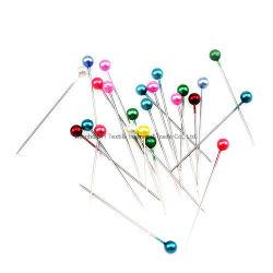 Pin della testa della perla di alta qualità per gli indumenti o l'ufficio dalla fabbrica della Cina