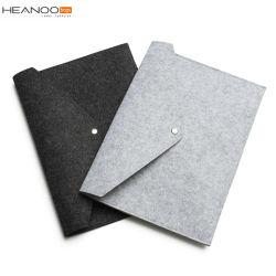 Sac chimique durable de document du feutre A4 de bureau de serviette de dépliant de fichier papier
