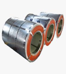 Taille de la plaine de la bobine d'acier galvanisé feuille standard philippin