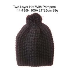Les hommes de l'hiver Fashion Knitting Beanie Hat Chapeau chaud
