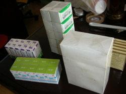 Médecine Overwrapping Machine automatique de carton