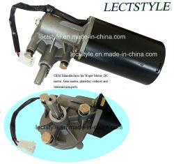 12V/24V 30W 60W 80W Coche Motor del limpiaparabrisas eléctrico delantero