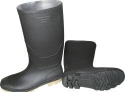 Rb110 핫 스타일 이탈리아 스타일 CE en 20347 니 하이 PVC Rainboots