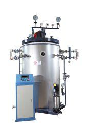 مولد البخار الرأسي مزدوج الوقود، والغاز، و500 كجم/ساعة