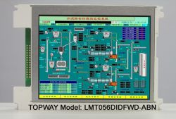 "640x480 5,6"" Module TFT LCD affichage LCD QVGA (LMT056DIDFWD-NNA)"