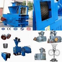 Braunkohle-Kohle-Puder-Brikettieren/Brikett, das Maschine mit Hochdruck herstellt