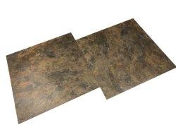 自己接着皮および棒の大理石のビニールPVC床タイル