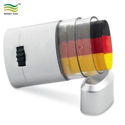 2018 Weltcup-Deutschland-Markierungsfahne färbt Gesichts-Lack-Stock von Sportereignissen