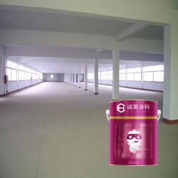 Basado en agua techado de poliuretano elástico revestimiento impermeable