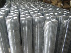 Hot Sale de haute qualité Structure stable de 3 pouces a galvanisé treillis soudés fabriqués en Chine