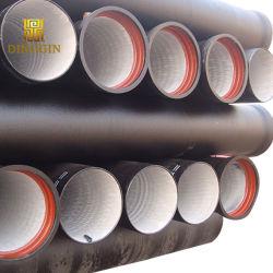 Duktile K9 Roheisen-Rohre für Trinkwasser