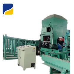 Den runden Stahlstab Zwei-Rollen, der Maschine geraderichtet