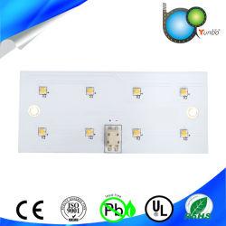 Or d'immersion multicouches CMS LED PCB en aluminium rigide