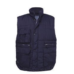 De kleren pasten het Goedkope Sleeveless Vest van het Werk van de Winter Mens aan