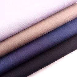 Tessuto della saia dello Spandex poliestere/del cotone con rivestimento del Teflon