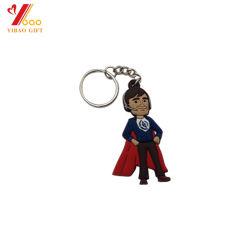 3D personnalisé PVC Figure porte-clés pour cadeau de promotion (YB-PK-14)
