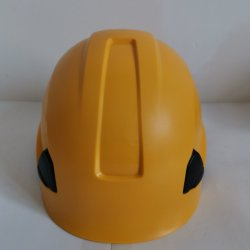 Kundenspezifisches ABS Shell-Cer-en 397 ANSI bearbeiten Aufbau-industrieller Sturzhelm-harten Hut