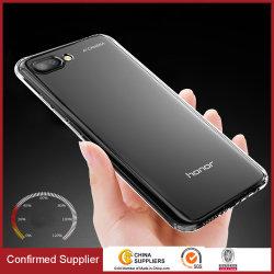 Crystal Clear TPU pour téléphone mobile Huawei honneur 10