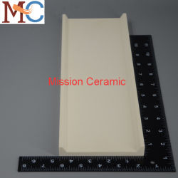 Настройка высокой температуры промышленных 95% 99% оксида алюминия Al2O3 керамические пластины
