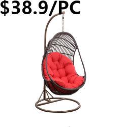 Entspannendes Vogel-Nest-Balkon-Schwingstuhl-Schwingen-Wasser-Absinken-hängender Stuhl